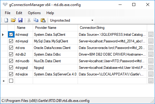 gConnectionManager